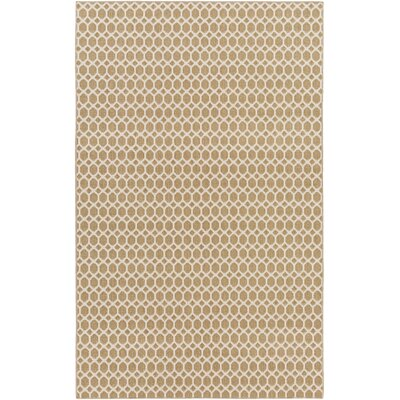 Casper Neutral Indoor/Outdoor Area Rug Rug Size: Rectangle 5 x 7