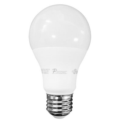 60 W E26 LED Light Bulb Pack of 10 Bulb Temperature: Soft White