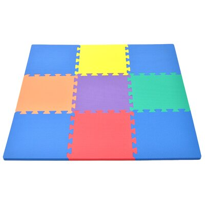Wonder Mat Extra Thick Non-Toxic Playmat for Babies NT-09