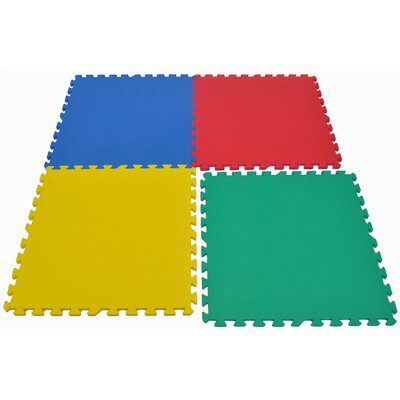 Extra Thick Rainbow Playmat