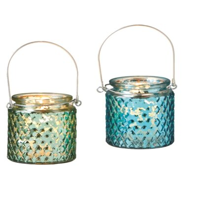 Ocean Breeze and Paradise Jar Candle HMJ