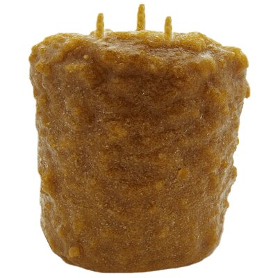 "Banana Nut Bread Pillar Candle Size: Giant Fatty 7"" H x 6.5"" W x 6.5"" D GFBNB"
