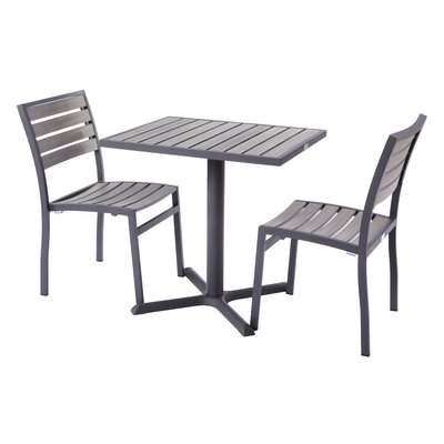 Mason 3 Piece Dining Set