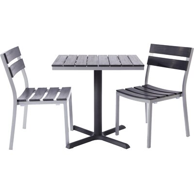 Milloy 3 Piece Dining