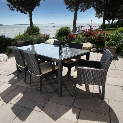 Cypress 7 Piece Dining Set