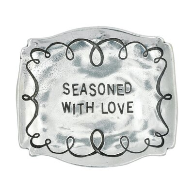 Seasoned With Love Trinket Dish