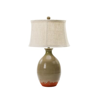 28 Table Lamp Base Finish: Bay Leaf