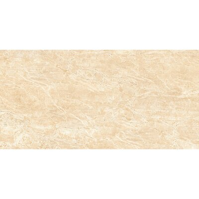 Thin Porcelain 23.6 x 11.8 Porcelain Field Tile in Beige