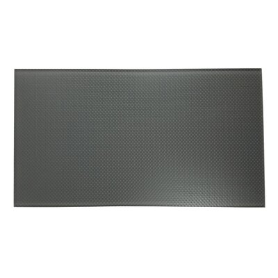 Particles Dotted Wall and Floor Tiles 12  x 24 Dark Gray
