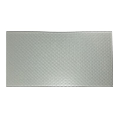 Particles Dotted Wall and Floor Tiles 12 x 24 in Silver