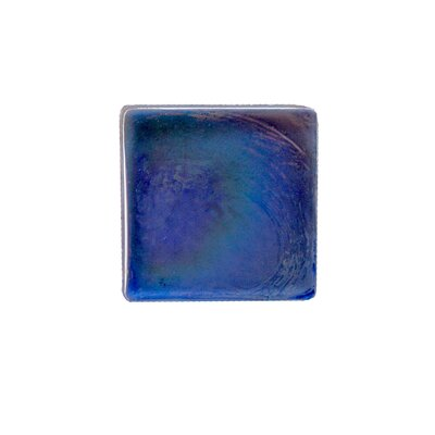 Atmosphere 2 x 2 Glass Mosaic Tile in Blue