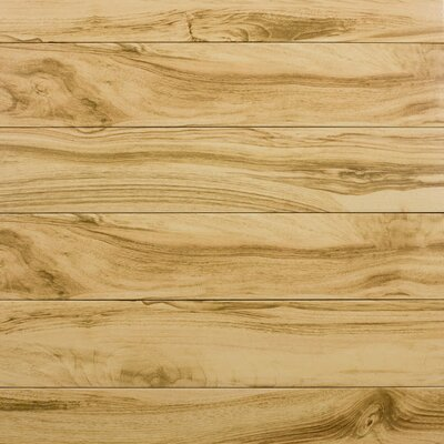 Artisan Wood 6 x 31 Ceramic Wood Look Tile in Tan