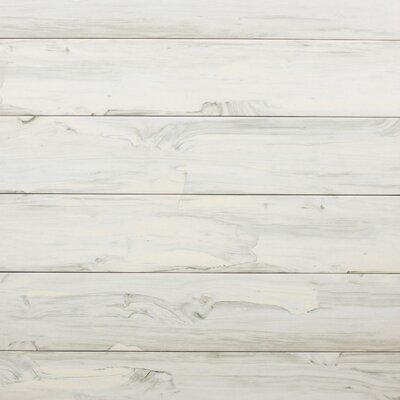 Artisan Wood 6 x 31 Ceramic Wood Look Tile in White Oak (Set of 10)
