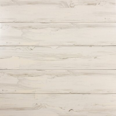 Artisan Wood 8 x 40 Ceramic Wood Look Tile in White Oak