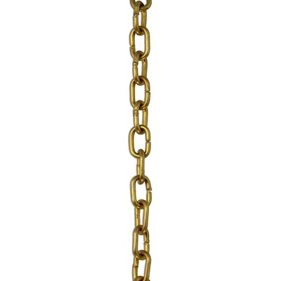 Circular Un-Welded Chain Break Finish: Acid Dipped