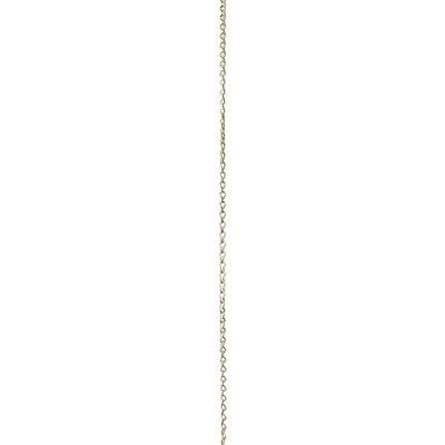Jack Lighting Fixture Chain Break Finish: Polished Brass