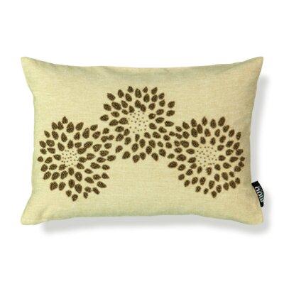 Growing Flower Lumbar Pillow