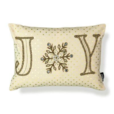 Joy Bead Lumbar Pillow