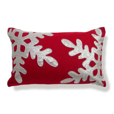 Snowflake Lumbar Pillow