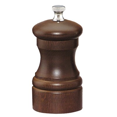 Capstan Salt Mill Finish: Walnut 4152