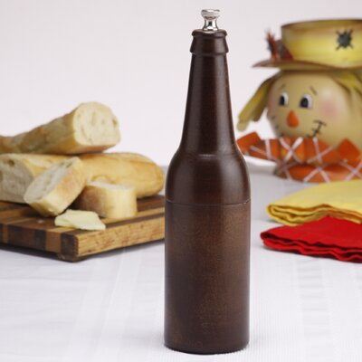Beer Bottle Pepper Mill 9050