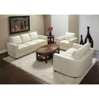 947 Series Top Grain Leather Living Room Collection