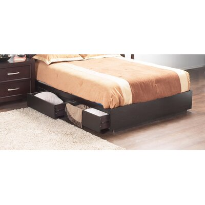 Platform Bed Size: Full