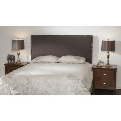 Tinnin Upholstered Panel Headboard Size: 28.5 H x 82 W x 5 D