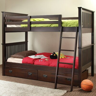 Jace Twin Bunk Bed