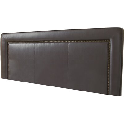 Tuscan Upholstered Panel Headboard Size: Queen