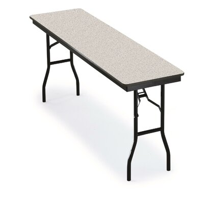 Rectangular Conference Table Top Finish: Grey Glace, Size: 29 H x 24 W x 96 D