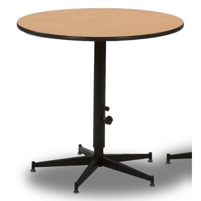 3 Piece Pub Table Set Size: 30 H x 24 W x 24 D, Top Color: Walnut