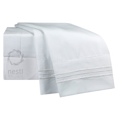 Microfiber Sheet Set Color: White
