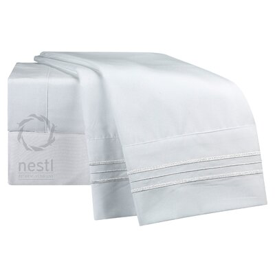 1800 Thread Count Ibis Bed Sheet Set Size: Queen