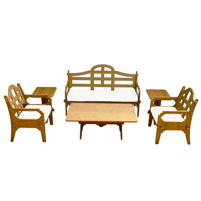 Unique Sofa Set Cushions Burliegh - Product picture - 16600