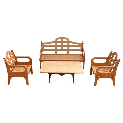 Burliegh 7 Piece Lounge Seating Group