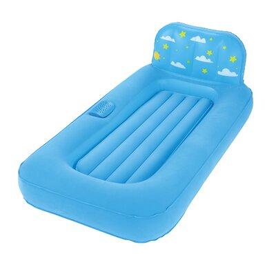 Dream Glimmers Comfort 18 Air Mattress Color: Blue