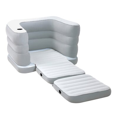 Max II Couch 25 Air Mattress Size: Twin