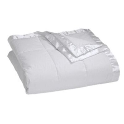 Down Blanket Size: King, Color: White