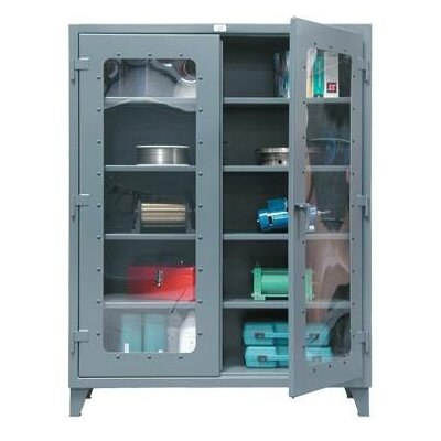 Clearview 2 Door Storage Cabinet Product Image 2908