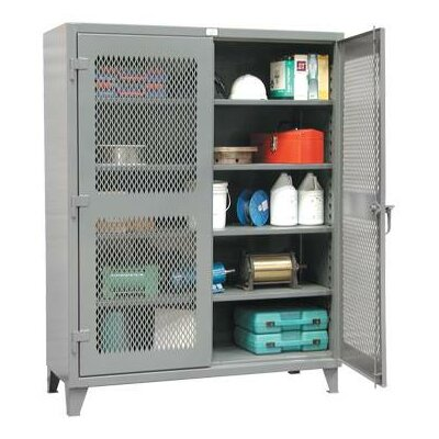 Ventilated 2 Door Storage Cabinet Product Image 623