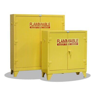 Flammable 2 Door Storage Cabinet Product Image 7268