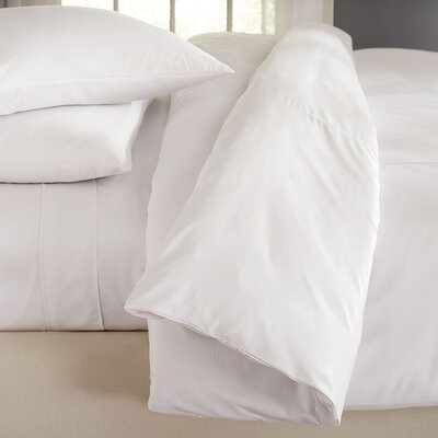 Eternal Duvet Cover Size: Queen, Color: White