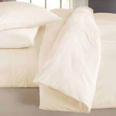 Eternal Duvet Cover Size: King/California King, Color: Ivory