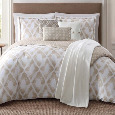 Kennedy 7 Piece Comforter Set Size: King