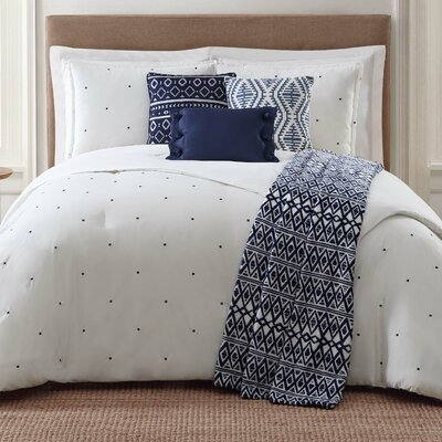 Towson 7 Piece Comforter Set Size: Full/Queen