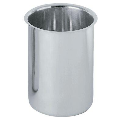 """Bain Marie Pot Size: 7.13"""" H x 7.13"""" W x 7.13"""" D BM-350"""