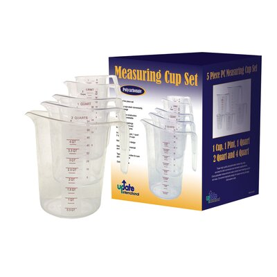 Stainless Steel Measuring Cup MEA-PC/SET