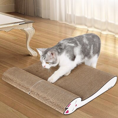 Priscilla Cat Scratch Pad
