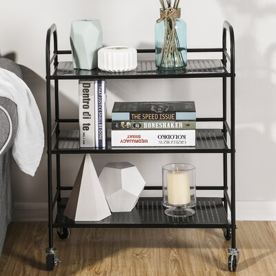 3 Tier Storage Kitchen Cart